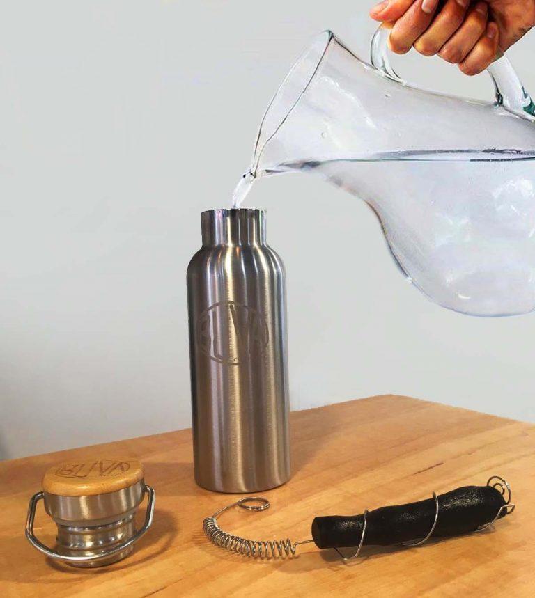 Como usar filtro de carbón binchotan para el agua