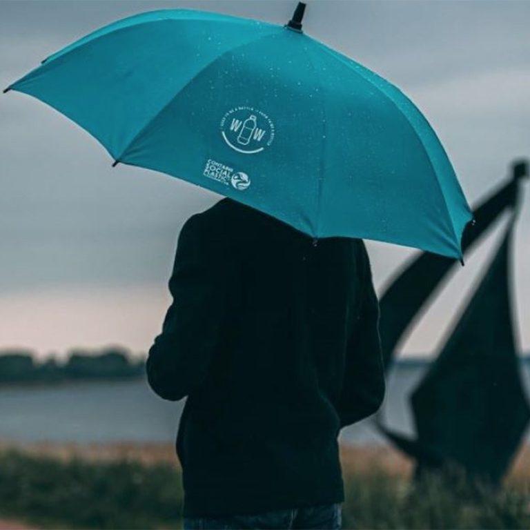 Paraguas ecológico