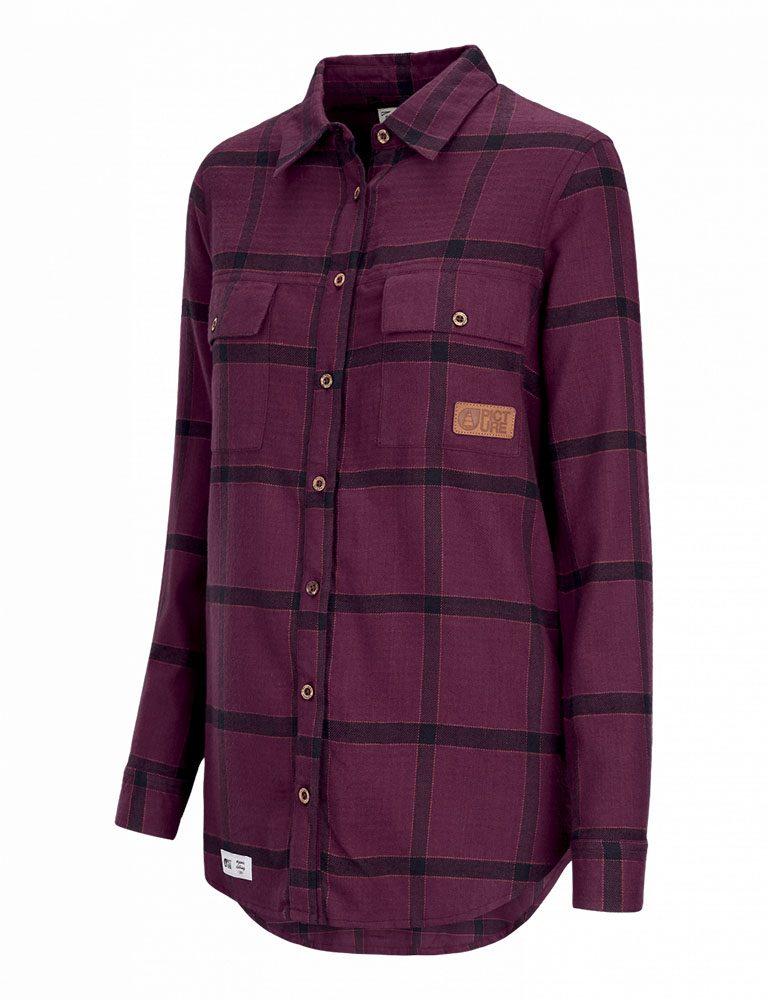 Camisa de algodón orgánico chica