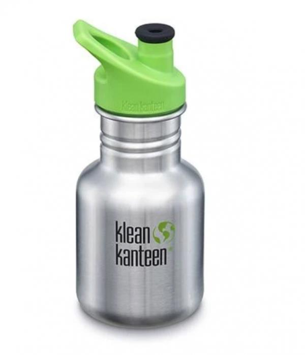 Botella niño con tapón rápido estanco